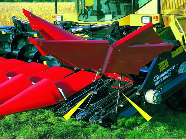 GS-8-70 - Onderhoud oogstmachines