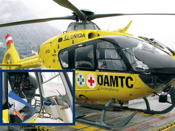 GS8-70 - Traumahelikopter