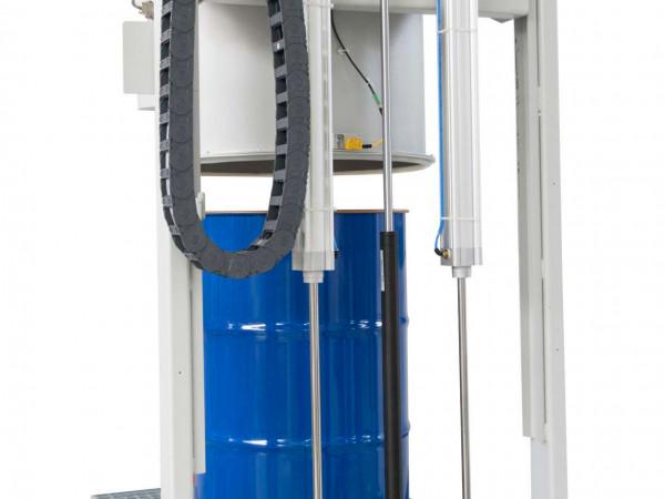 GS-8-70 Uitvalbeveiliging voor pneumatische vatenklokken