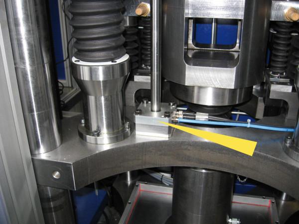 LOCKED PN - Stangklemmen, keramisch snijmateriaal