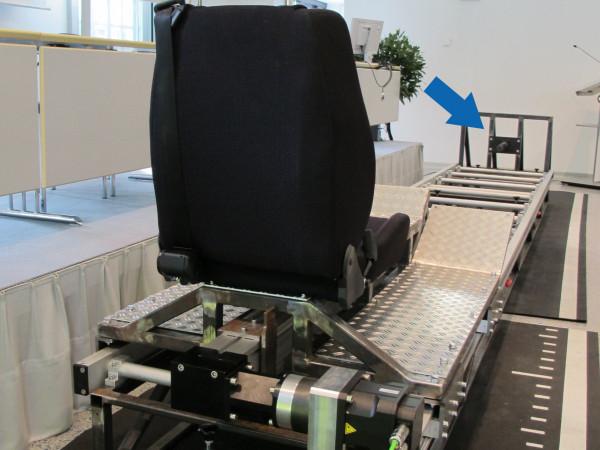 MA/ML33-64 - MAGNUM - Impact bescherming voor ongevalssimulatoren