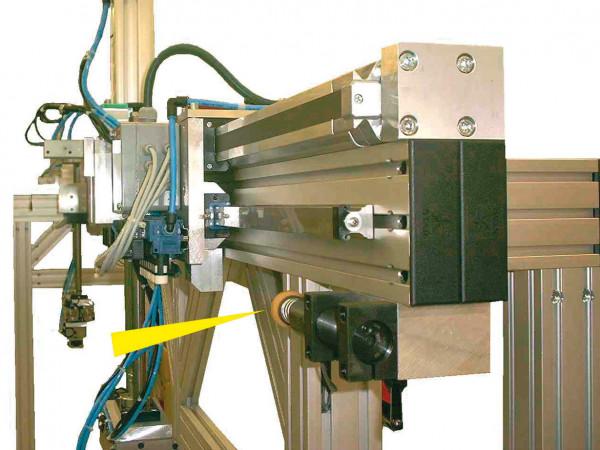 MC33-64 - Portaal voor het laden van machines