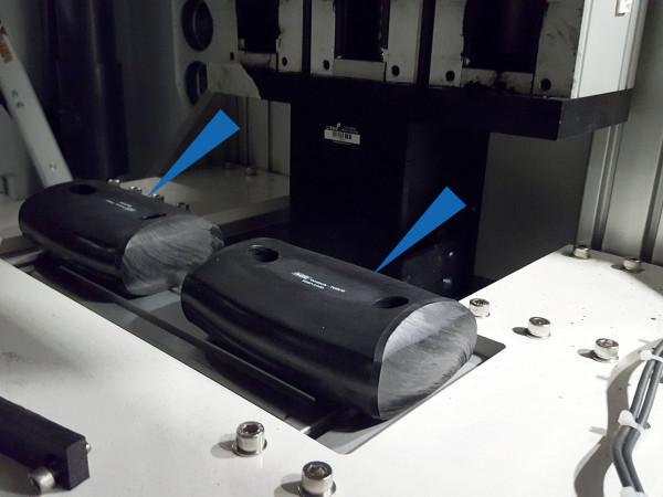 TUBUS TR-HD - Veiligheidsdemping voor toevoersystemen