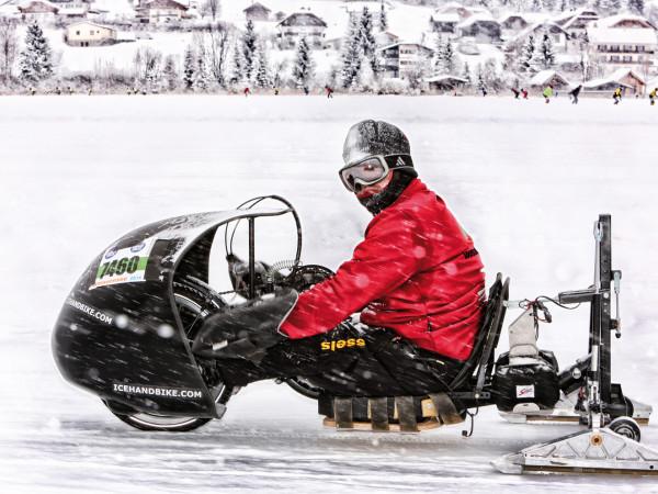 VC25, HB-12 tot HB-70 - Handbike-rolstoelen